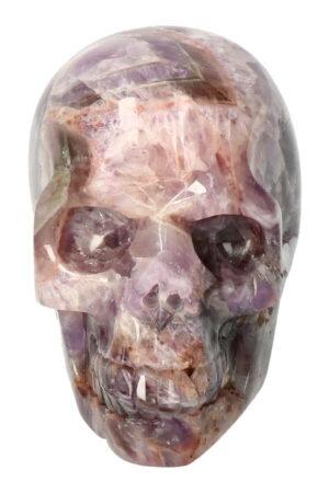 Chevron Amethist schedel