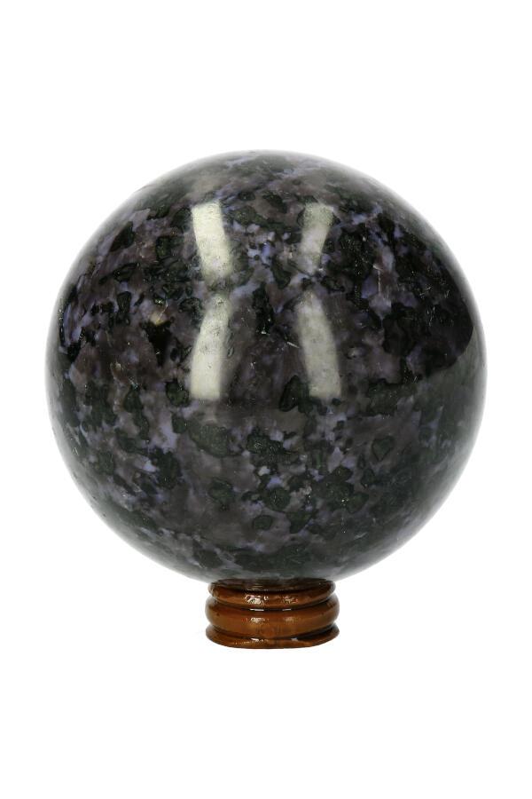 Merliniet bol 9.3 cm, 1314 gram