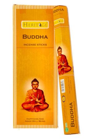 Buddha wierook, Flute