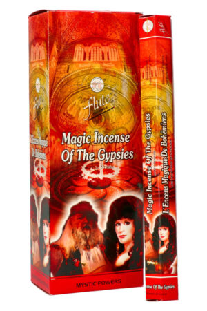 Flute wierook magic incense of the gypsies
