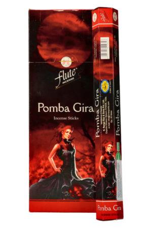 Pomba Gira wierook, Flute