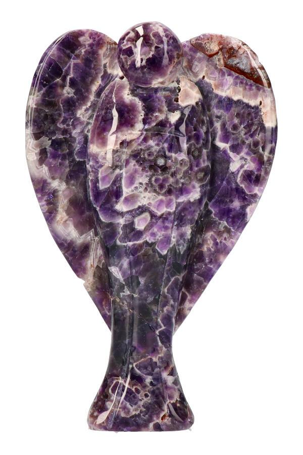 Amethist engel groot, 19 cm, 829 gram