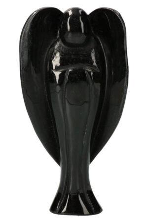 Obsidiaan engel groot