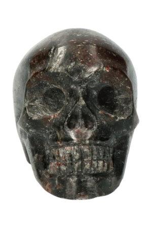 Arfvedsoniet kristallen schedel, 7 cm