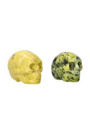 Infinite Stone kristallen schedel 4 cm