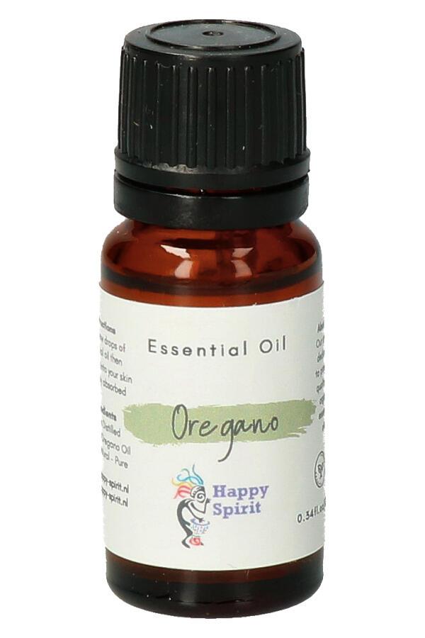 Oregano essentiële olie, 10 ml, Organic - etherische olie