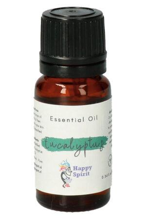 Eucalyptus essentiële olie, 10 ml, Organic