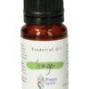 Salie essentiële olie, 10 ml, Organic