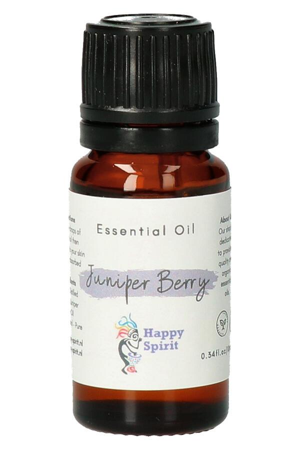Jenever Bes essentiële olie, 10 ml, Organic - etherische olie