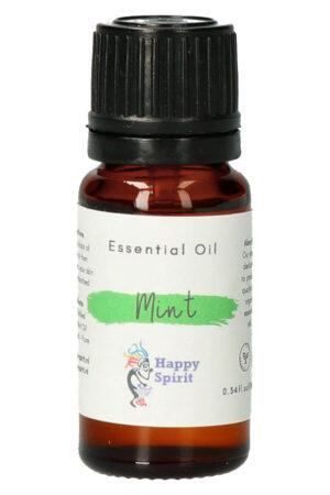 Munt essentiële olie, 10 ml, Organic