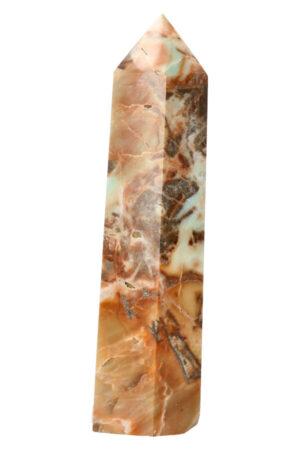Amazoniet punt 20.5 cm 1.01 Kg