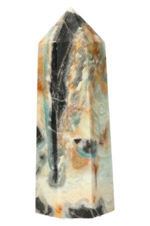 Amazoniet punt 18 cm 988 gram