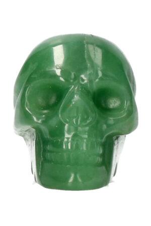 Aventurijn schedel 5 cm