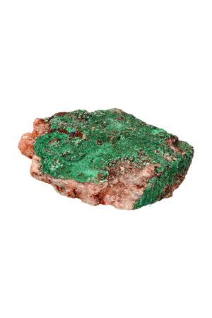 Azuriet met Malachiet ruw brok A kwaliteit! 11.5 cm 322 gram