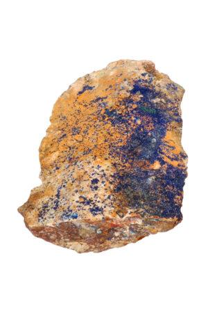 Azuriet met Malachiet ruw brok A kwaliteit! 12.4 cm 384 gram