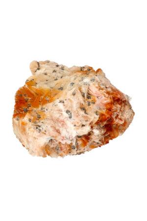 Cerussiet Bariet en Magnetiet op Dolomiet 8.5 cm 318 gram