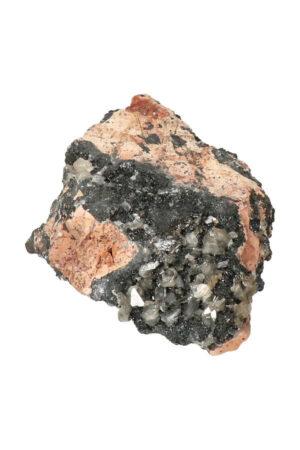 Cerussiet Bariet Magnetiet op Dolomiet 10 cm 244 gram