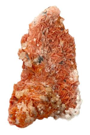 Cerussiet Bariet Magnetiet op Dolomiet 9.6 cm 433 gram