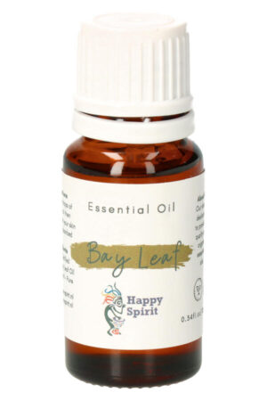Laurierblad essentiële olie 10 ml Organic - etherische olie