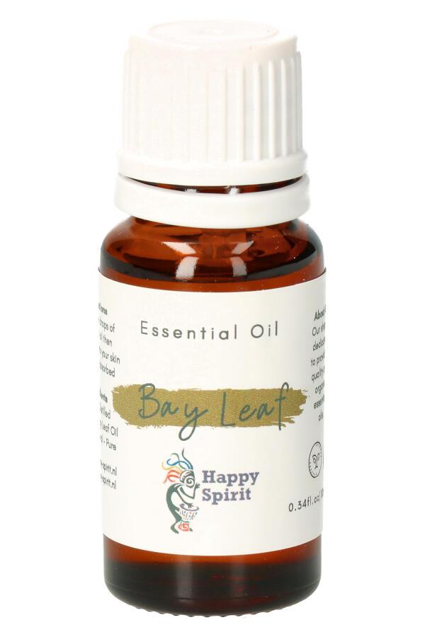 Laurierblad essentiële olie, 10 ml, Organic - etherische olie