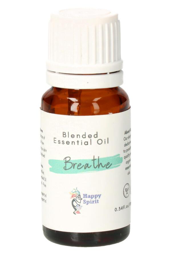 Breathe essentiële olie, 10 ml, Organic - etherische olie