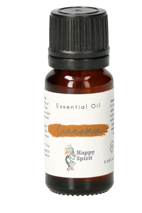 Kaneelblad essentiële olie, 10 ml, Organic - etherische olie