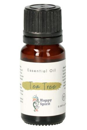 Tea Tree essentiële olie 10 ml Organic etherische olie
