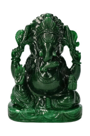 Aventurijn Ganesha, 16 cm, 1.5 kg