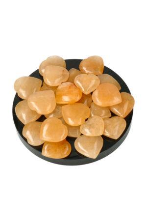 Golden Healer hartje 3 a 3.5 cm