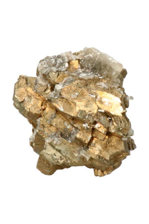 Pyriet met Bariet ruw 6.3 cm 148 gram