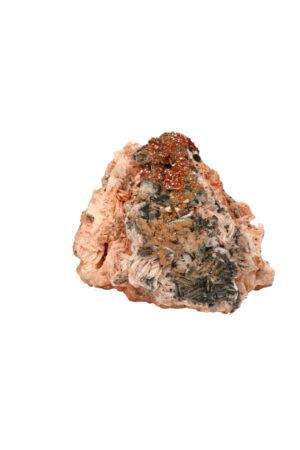 Vanadiniet Magnetiet Bariet op Dolomiet 11.5 cm 884 gram