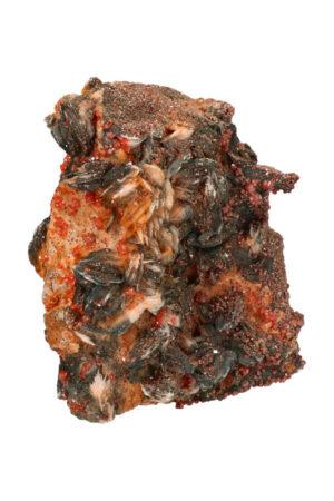 Vanadiniet Magnetiet Bariet op Dolomiet 12.2 cm 925 gram