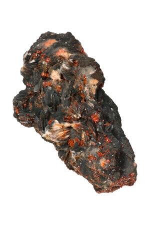 Vanadiniet Hematiet Bariet op Dolomiet 19 cm 930 gram