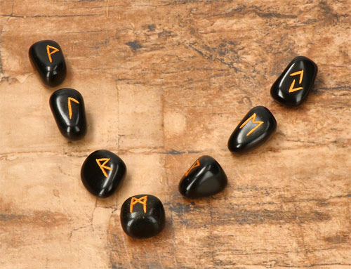 Runen stenen uitleg handleiding