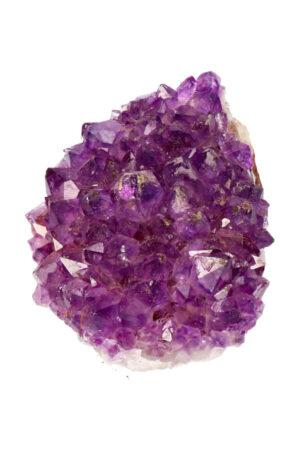 Amethist ruwe cluster AAA-kwaliteit! 10.1 cm 345 gram
