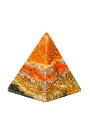 Bumblebee Jaspis piramide 5.9 cm 140 gram