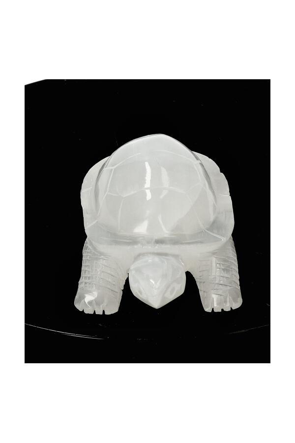 Seleniet schildpad, 13.1 cm, 349 gram