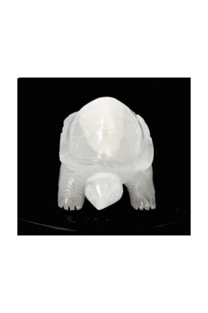 Seleniet schildpad 14.2 cm 380 gram