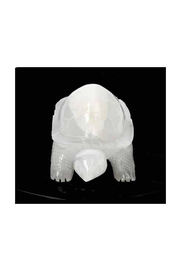 Seleniet schildpad, 14.2 cm, 380 gram