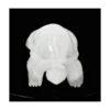 Seleniet schildpad 12.2 cm 237 gram