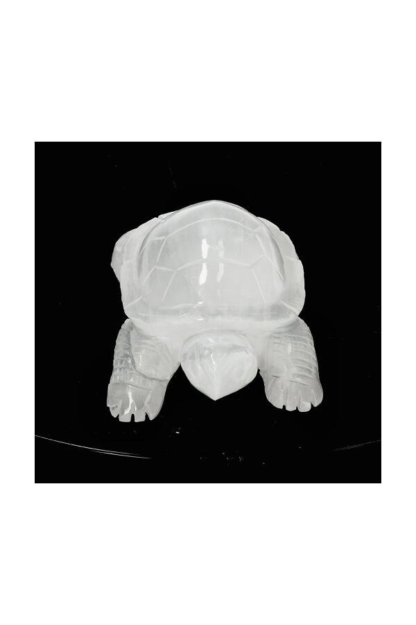 Seleniet schildpad, 10.1 cm, 193 gram