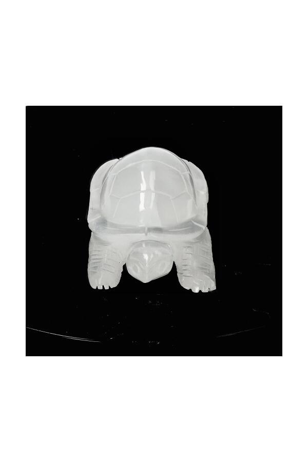 Seleniet schildpad, 11.7 cm, 258 gram